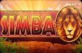 Симба в игровом клубе Вулкан