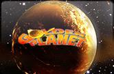 Автомат Золотая Планета играть