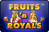 Азартная игра бесплатно Fruits And Royals