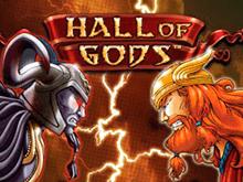 Игры на деньги Галереи Богов от популярных разработчиков Netent