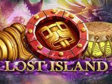 Эффектный виртуальный слот Затерянный Остров от разработчиков Netent