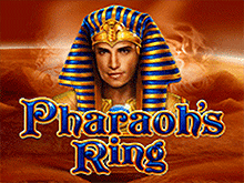 Pharaoh's Ring от Novomatic – выигрывай большой куш