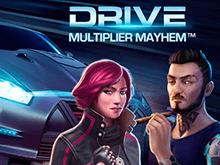 Drive: Multiplier Mayhem виртуальный аппарат от Netent