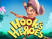 Сорвите крупный куш в игровом автомате Hook's Heroes