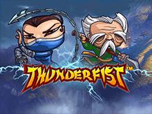 Thunderfist - азартный слот онлайн о восточных единоборствах